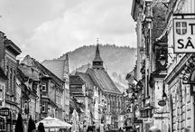 Visit Brasov - Romania / Brasov is an exciting destination that will leave you wanting to return. Situated in central Romania and surrounded by the breathtaking Carpathian mountains getting to Brasov has become easier over the years.  Making it a new and fresh destination for travellers from around the world.
