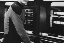 Data❤️ / It's all about Star Trek's android...