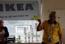 A smart ikea / An eclectic collection of IKEA related stuff- cos we all love IKEA. / by Ingrid Duffy