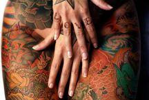 Inked / by Brandy Rhodes