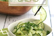 Healthy Sides: Salads / Food