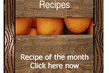 Recipes with Pectin! / Recipes using Pectin mixes