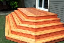 Patios and Decks / This board is a board of some of our own projects as well as other projects and ideas that we find inspirational that kinda tell you about us. It is also a place where our customers can grab ideas and have us make their reality.