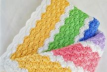 change colour in crochet