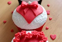 cup cake 14 feb