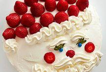 lustige Kuchen