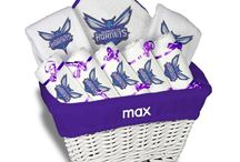 Charlotte Hornets Baby Gifts