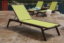 POLYWOOD Chaise Lounges