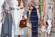 informal hijab outfits