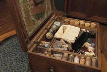 magickal altar chest