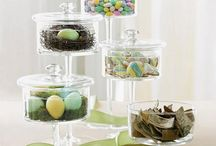 Easter decorating / by Suzanne Osredker