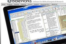 Digital Bibles, Software & Bible Resources