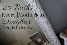 Motherless Daughter