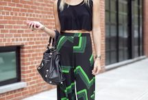 What to wear Summer 2014 / Fashion