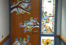 Boho bird / classroom decor