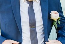 James wedding suit