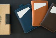 Chimp Sleeve / Nossa carteira mais fina, feita com amor e carinho.