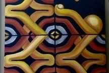 My paintings 2008