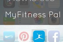my fitness and healthier lifestyle