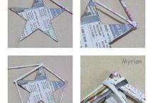 cannucce di carta