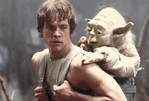 Luke Skywalker ✴▪✴ / by Mary Johnston