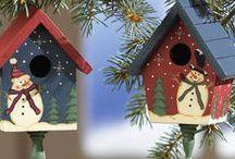 casitas navidad