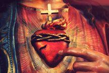 Przebite serce Jezusa