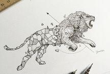 Geometric beast