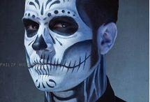mexikói maszk