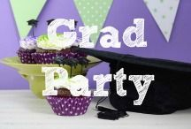 DIY Grad Party by Pat Catan's / Celebrate your graduate in DIY style! See all of the ideas you need to make it a graduation party to remember. / by Pat Catan's Arts & Crafts