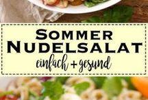 Sommersalat und Co.