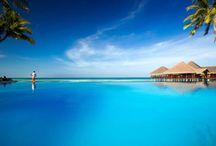 Pools, Pools, Pools / Ob riesige Schwimmbecken, wahnwitzige Rutschen, andere Wasserattraktionen oder idyllisches Ambiente! Hier kommt jeder Poolfan auf den Genuss!