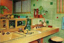 1950s Bathroom ... Then ...