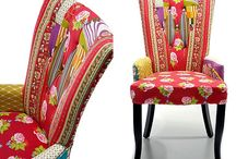 AwesOme AcceNT aNd SiDE CHairs / by Natty Barclay