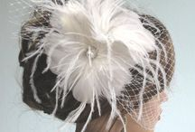 "Wedding Hair Accessories... / by ♡""Yeye""♡"