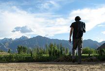On the road again / Ballades, marches et déambulations de par le monde... des voyages qui ouvrent l'esprit !