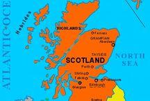 scotland cornwall england  devon