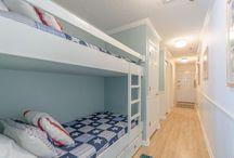 Eclectic Hallway Design
