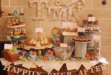 Storybook Princess Party Theme Inspiration / Lot's of ideas for a storybook princess party...