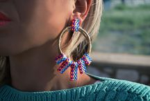 boho /  bohemian handmade jewelleries