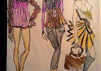 Various suits the Cloth Movement / https://www.facebook.com/pg/NDNadineStylistOfficial/photos/?tab=album&album_id=1154438154586870