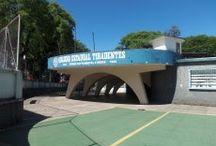 Colégio Estadual Tiradentes- Curitiba Paraná