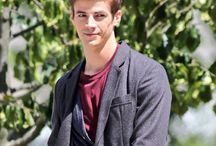 The Flash / The Best Flash 4eveR :-* love you..   Grant Gustin