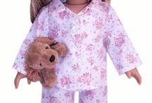 American Girl Doll Clothes / by J Jepsen