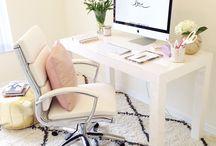• Working corner •