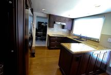 44 - Westminister - Kitchen Remodel / Kitchen Remodel with Custom Cabinets