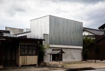 Houses in Japan