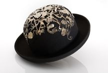 Hats and Headdresses / A Collection of Decorative and Artistic Hats / Headdresses