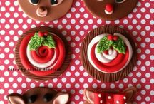 Christmas Cookies / Cookie Ideas for our party! / by Lauren Reeves
