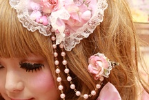 sweet lolita headpiece